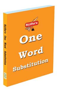 Saifurs One Word Substitution